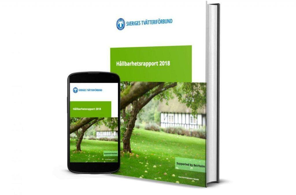 Uppdaterad: Hållbarhetsrapport 2018 ute nu