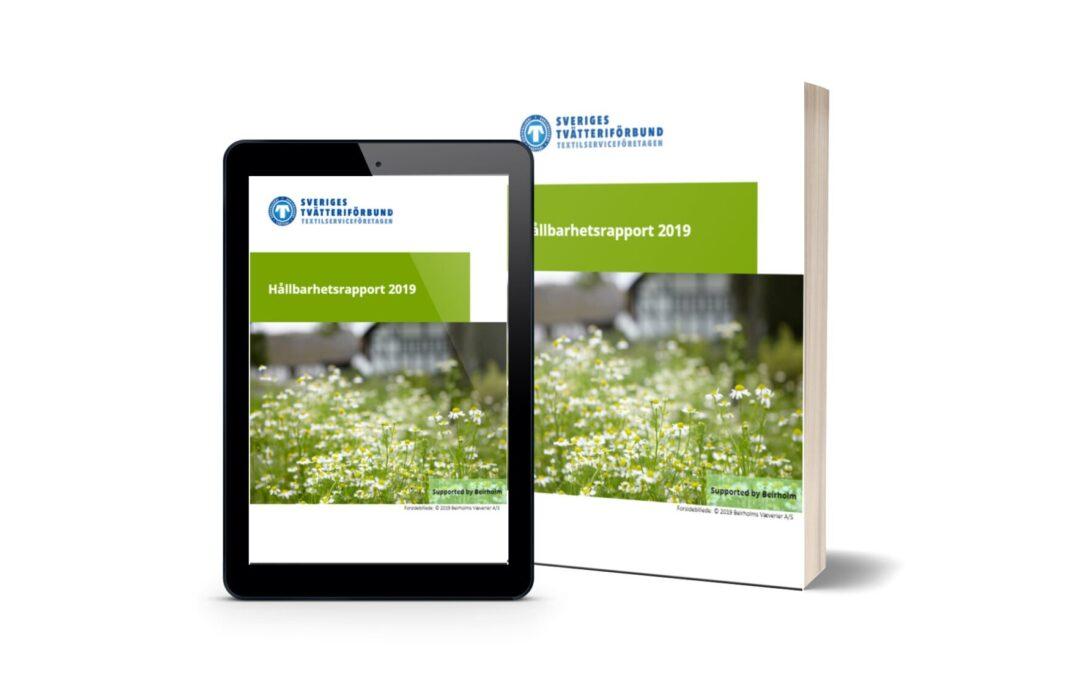 Hållbarhetsrapport 2019 ute nu